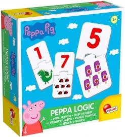 Joc - Invatam primele numere cu Peppa Pig