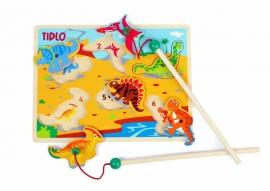 Joc magnetic - Dinozauri