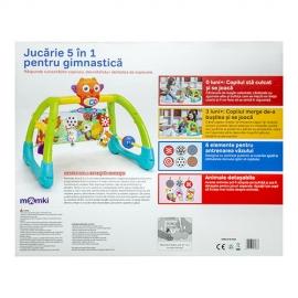 Jucarie bebe multifunctionala 5 in 1