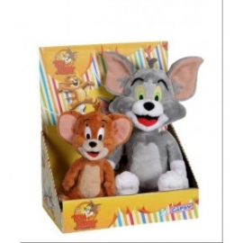 Jucarie din plus set Tom & Jerry 20/13 cm