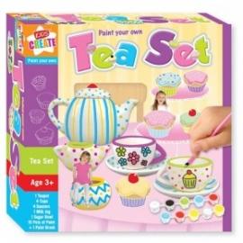 Kids Create-Picteaza-ti propriul set de ceai