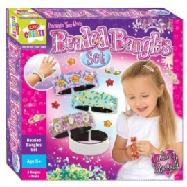 Kids Create-Set creativ decorare bratari rigide fetite