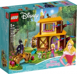 LEGO® DISNEY PRINCESS  AURORA'S FOREST COTTAGE 43188