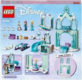 LEGO® ǀ DISNEY TINUTUL MINUNILOR DIN REGATUL DE GHEATA AL ANNEI SI ELSEI 43194