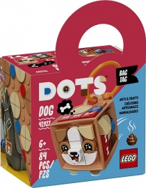 LEGO® DOTS CAINE ECUSON DE BAGAJ 41927