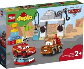 LEGO® DUPLO CARS  ZIUA CURSEI LUI FULGER MCQUEEN 10924