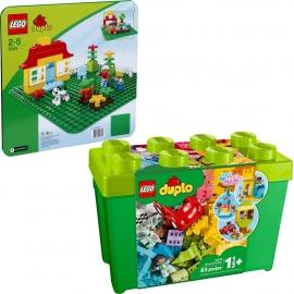 LEGO® DUPLO  CUTIE DELUXE IN FORMA DE CARAMIDA 10914