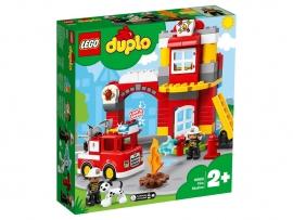 LEGO® DUPLO STATIE DE POMPIERI 10903