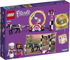 LEGO® FRIENDS ACROBATII MAGICE
