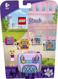LEGO® FRIENDS CUBUL DE BALET AL LUI STEPHANIE 41670