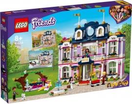 LEGO® FRIENDS GRAND HOTEL IN ORASUL HEARTLAKE 41684