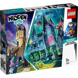 LEGO® HIDDEN SIDE  CASTELUL MISTERELOR 70437