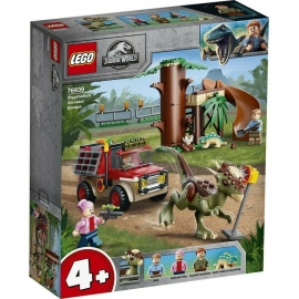 LEGO® JURASSIC WORLD EVADAREA DINOZAURULUI STYGIMOLOCH