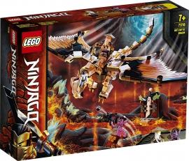 LEGO® NINJAGO  DRAGONUL DE LUPTA AL LUI WU 71718