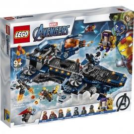 LEGO® SUPER HEROES  ELICOPTER DE TRANSPORT AL RAZBUNATORILOR 76153