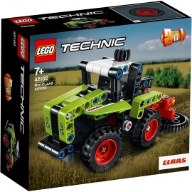LEGO® TECHNIC MINI CLAAS XERION 42102