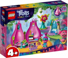 LEGO® TROLLS WORLD TOUR  CAPSULA LUI POPPY 41251