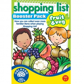 Lista de cumparaturi - Fructe si Legume