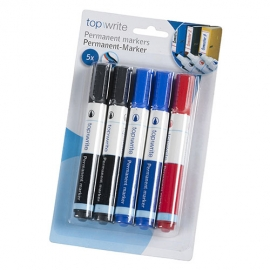 Marker permanent PL 5pc