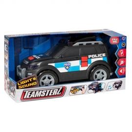 Masina de politie cu lumini si sunet - Police 4x4