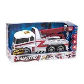 Masina de tractare cu lumini si sunete - Tow Truck