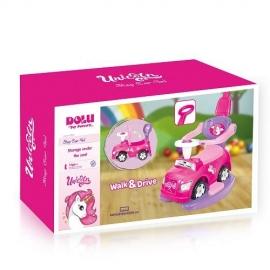 Masinuta 4 in 1 - Step car Unicorn