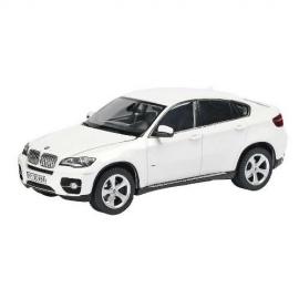 Masinuta BMW X6 1:43 Alb