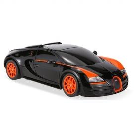 Masinuta Bugatti Veyron Grand Sport Vitesse Scara 1:24 Negru