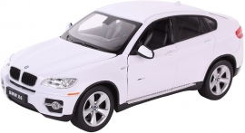 MASINUTA METALICA BMW X6 ALB SCARA 1 LA 24