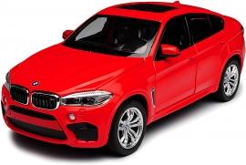 MASINUTA METALICA BMW X6M ROSU SCARA 1 LA 24