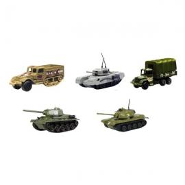 Minimodel Motormax Militar