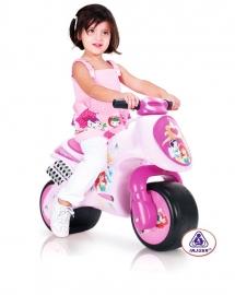 Motocicleta fara pedale Princess Injusa