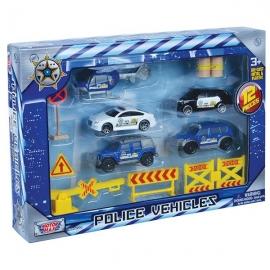 Motormax Politie 12