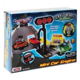 Motormax - Set joc modular - Service