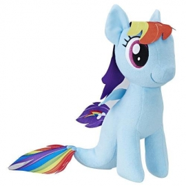 My Little Pony - Plus Rainbow Dash Sirena 25 cm