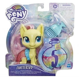 MY LITTLE PONY PONEIUL FLUTTERSHY POTION DRESS UP