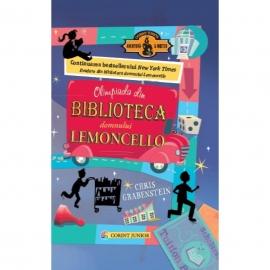 Olimpiada din biblioteca domnului Lemoncello (vol.2)