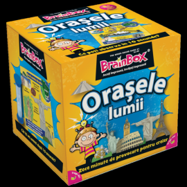 Orasele lumii – BrainBox
