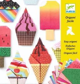 Origami Djeco, Înghețată
