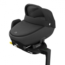Pachet landou Maxi Cosi i-size Jade + baza auto 3wayfix ESSENTIAL BLACK