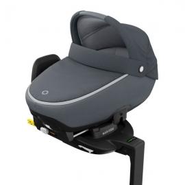 Pachet landou Maxi Cosi i-size Jade + baza auto 3wayfix ESSENTIAL GRAPHITE