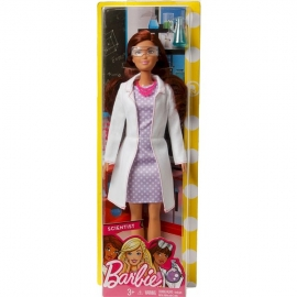 PAPUSA BARBIE CARIERE DOCTOR IN CHIMIE