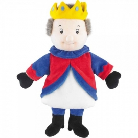Papusa de mana Regele Konrad