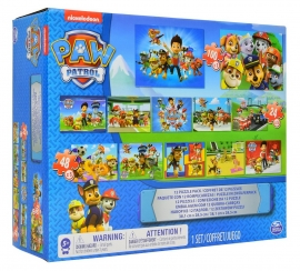 PATRULA CATELUSILOR SET PUZZLE 12IN1