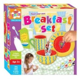 Picteaza-ti propriul set de mic dejun-Kids Create