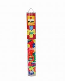 Plus Plus Mix Neon - 100 Piese/Tub
