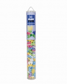 Plus Plus Mix Pastel -100 Piese/Tub