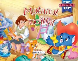 Pop-up - Motanul incaltat