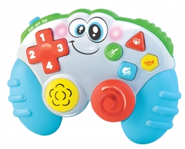 Prima mea telecomanda si consola de jocuri