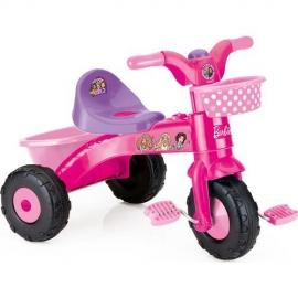 Prima mea tricicleta roz - Barbie